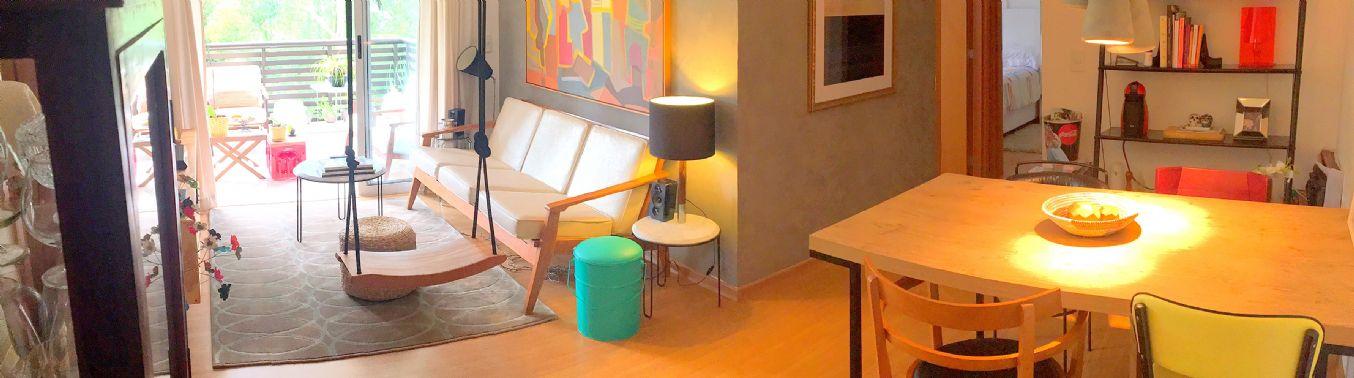 Moderno apartamento em excelente condom�nio.